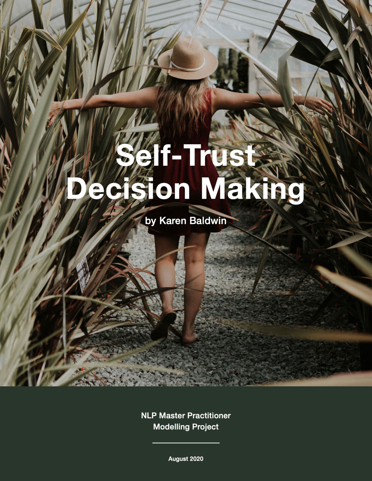 Self-Trust Decision Making